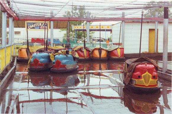 """Bumper Cars - Port Dover, Ontario"""