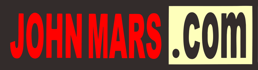 JOHN MARS :  Official Web Site