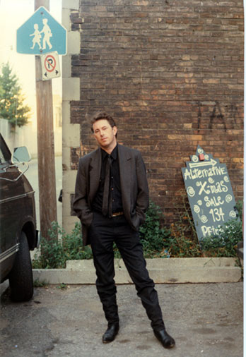 """Jack deKeyzer - Toronto, Ontario"""
