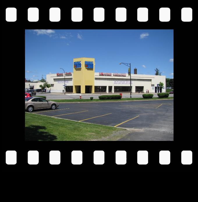 R.I.P. Record Theatre (1976 ~ 2017)