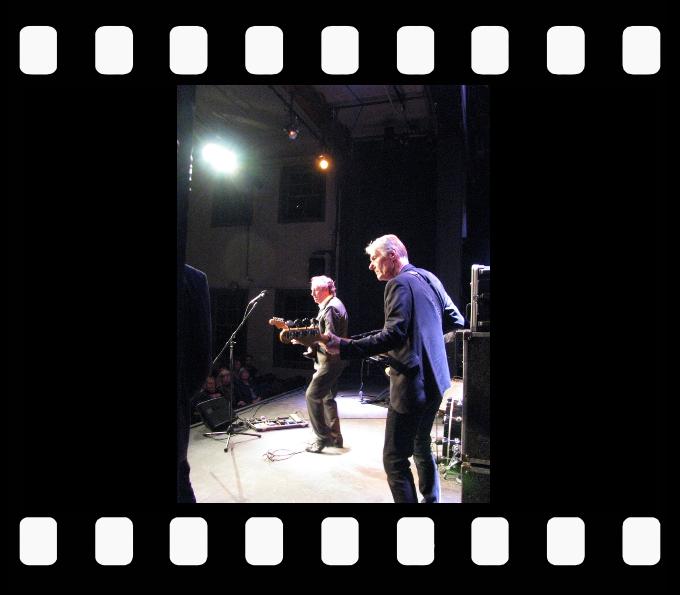 Al Duffy bassist with Jack deKeyzer
