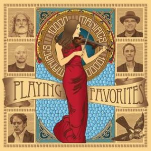 "10,000 MANIACS ""Playing Favourites"" CD"