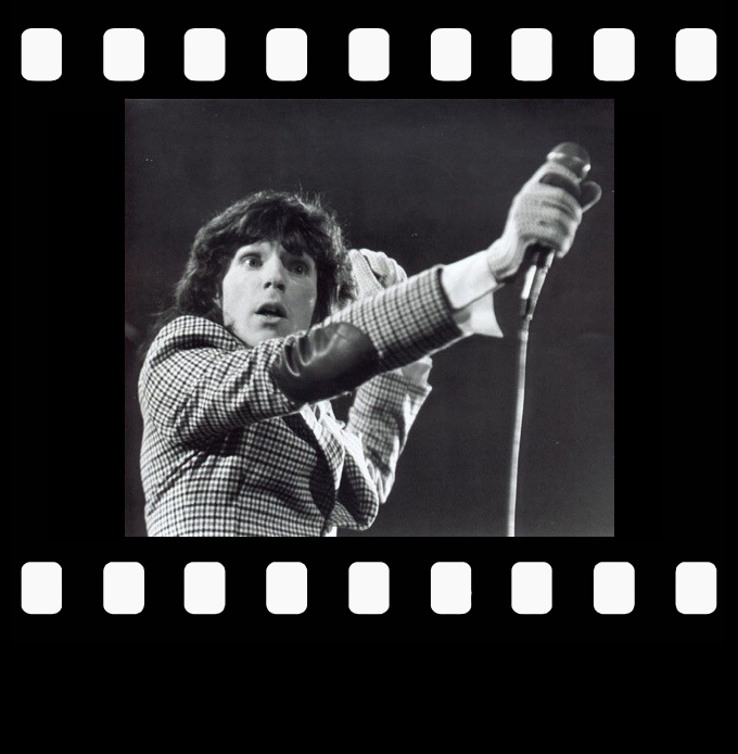 Russell Mael of SPARKS